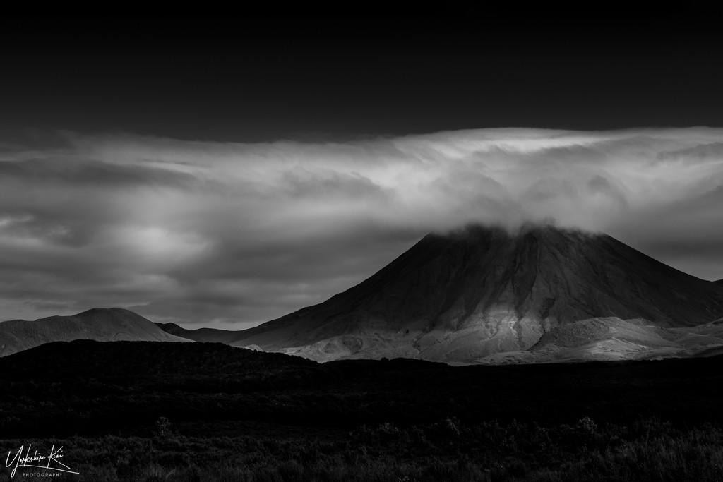 Mount Ngauruhoe by yorkshirekiwi