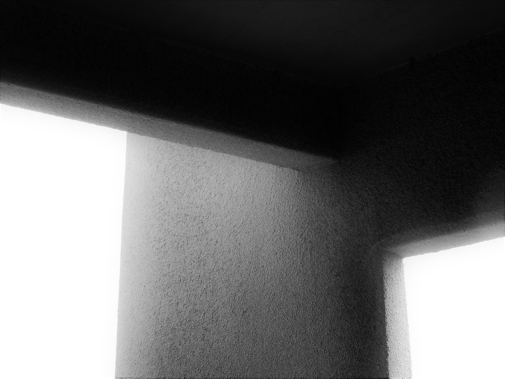 Architecture detail by etienne