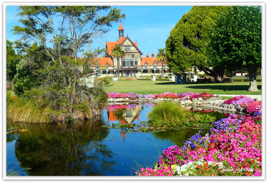 Government Gardens Rotorua.. by julzmaioro