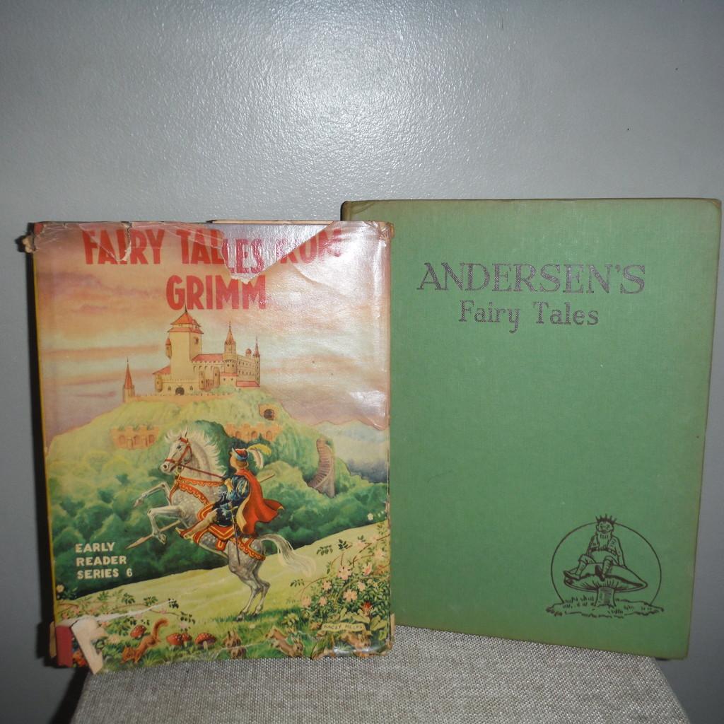 Tell a Fairy Tale Day by spanishliz
