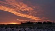 23rd Feb 2021 - Sunrise over Vignouse