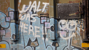 26th Feb 2021 - More Train Graffiti