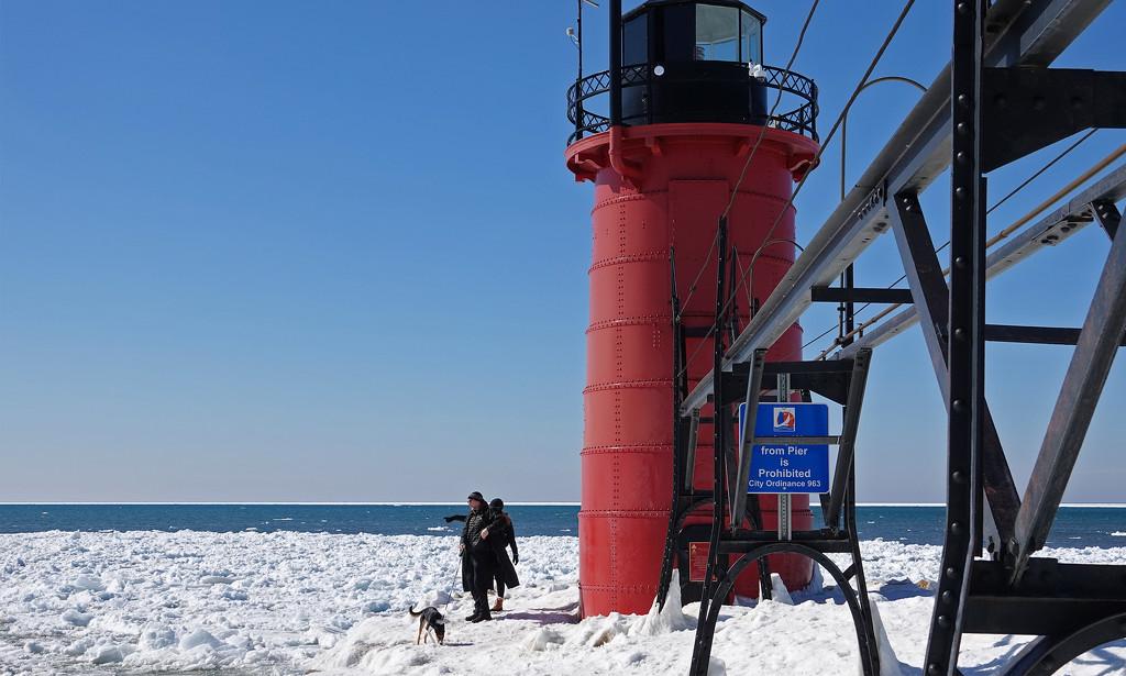 Lake Michigan by annepann