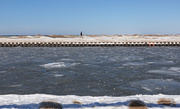25th Feb 2021 - The frozen Black River