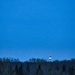 Water Tower at Blue Hour