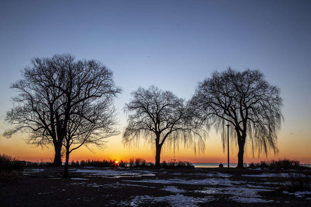 Winter Sunrise by pdulis