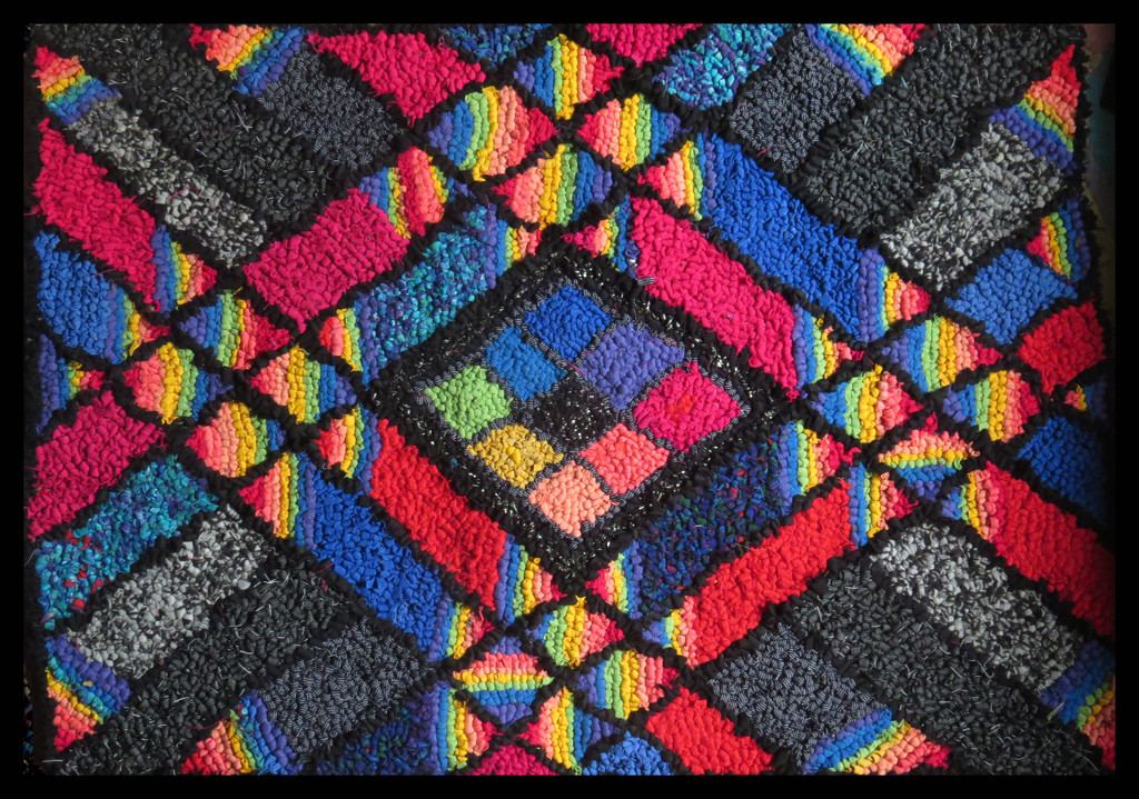 rag rug #10 by kali66