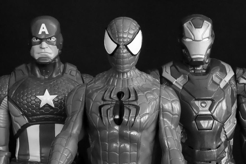 Avengers Assemble !!!! by phil_sandford