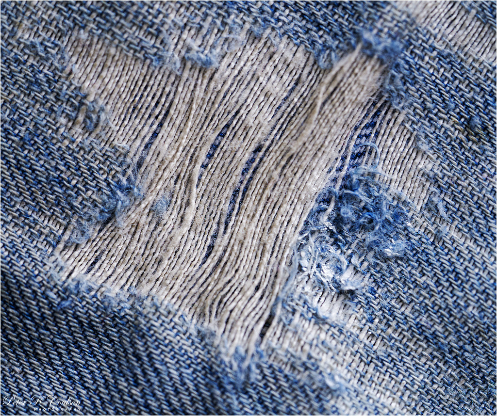 Distressed Levis by pcoulson