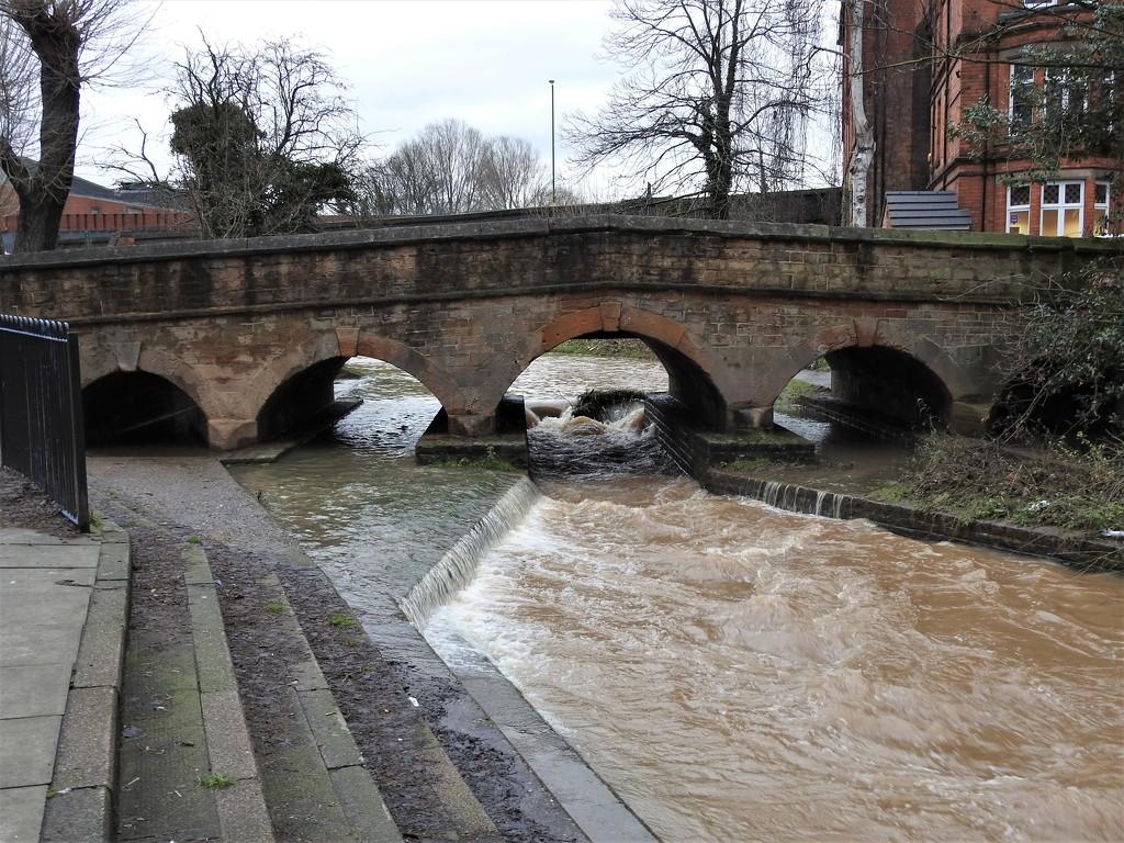 River Leen - Bulwell by oldjosh