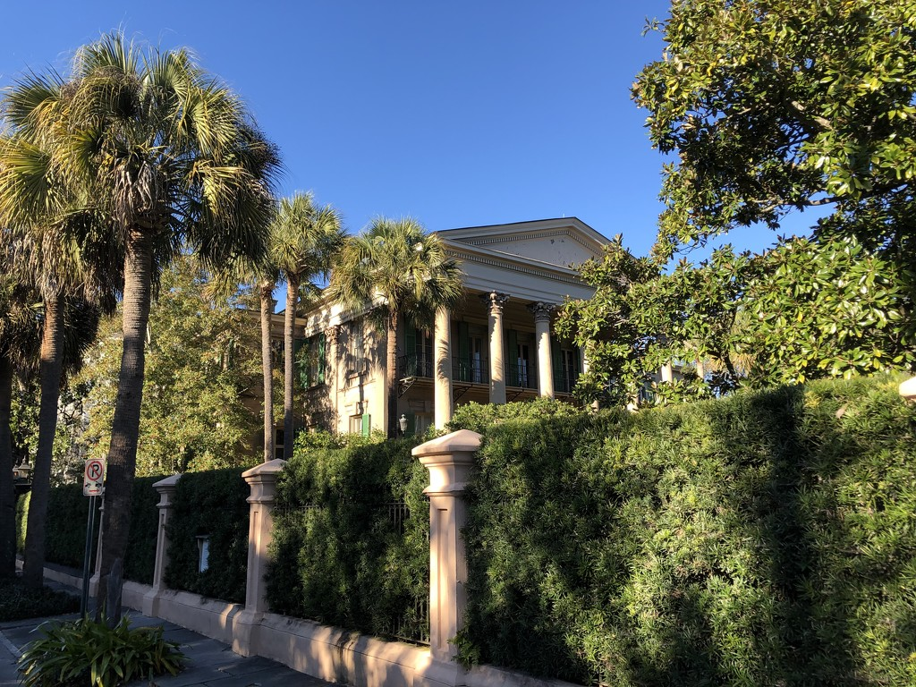 The Mikell House, Historic District, Charleston by congaree