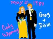 27th Feb 2021 - Wedding Day