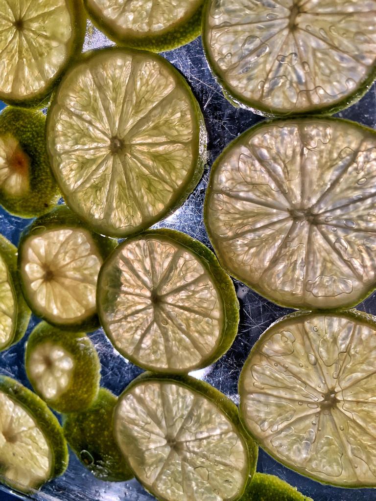 Green lemons.  by cocobella