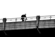 17th Feb 2021 - Man on a Bridge