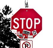 18th Feb 2021 - Stop Stop