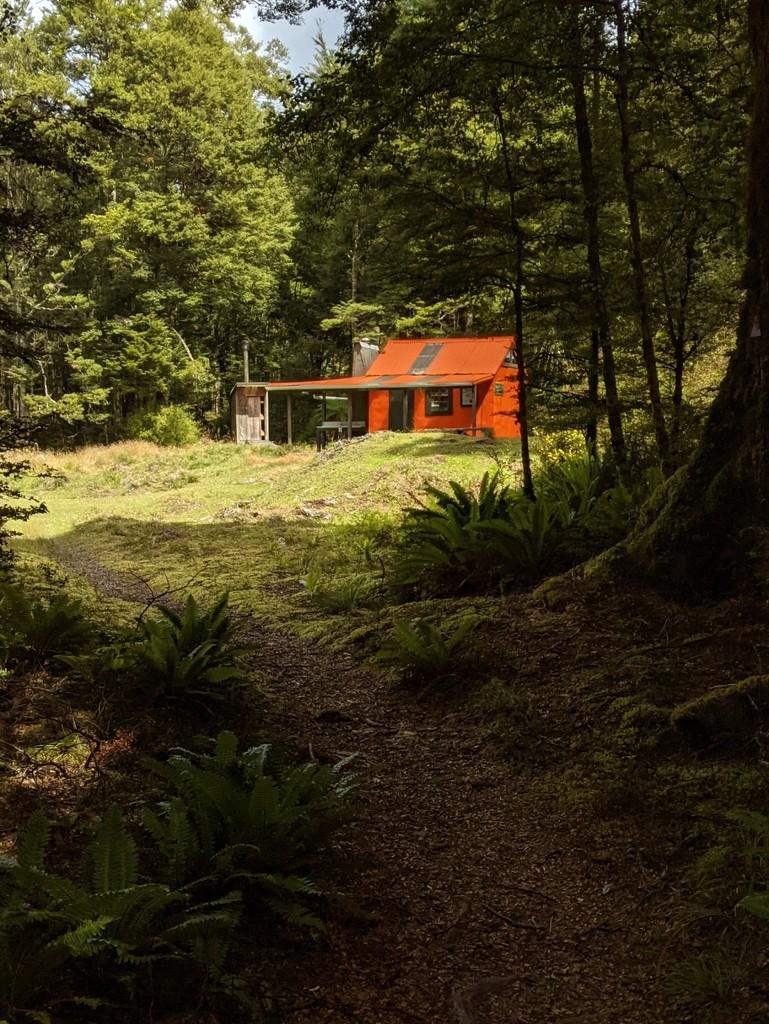 28 Old Hut by sandradavies