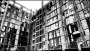 28th Feb 2021 - The patterns and details on this new apartment block in town caught my eye!