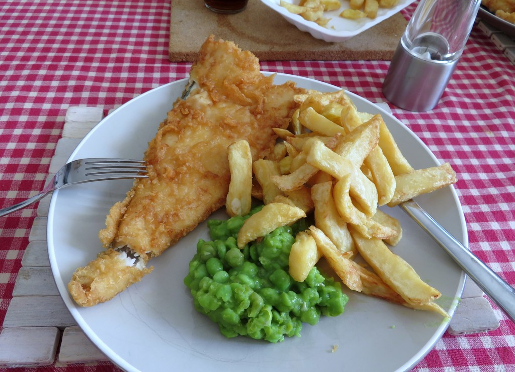 Fish and Chip Saturday by lellie