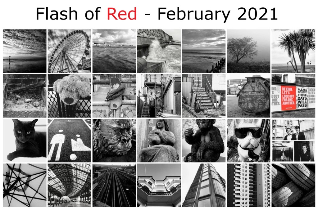 Flash of Red 2021 by 4rky