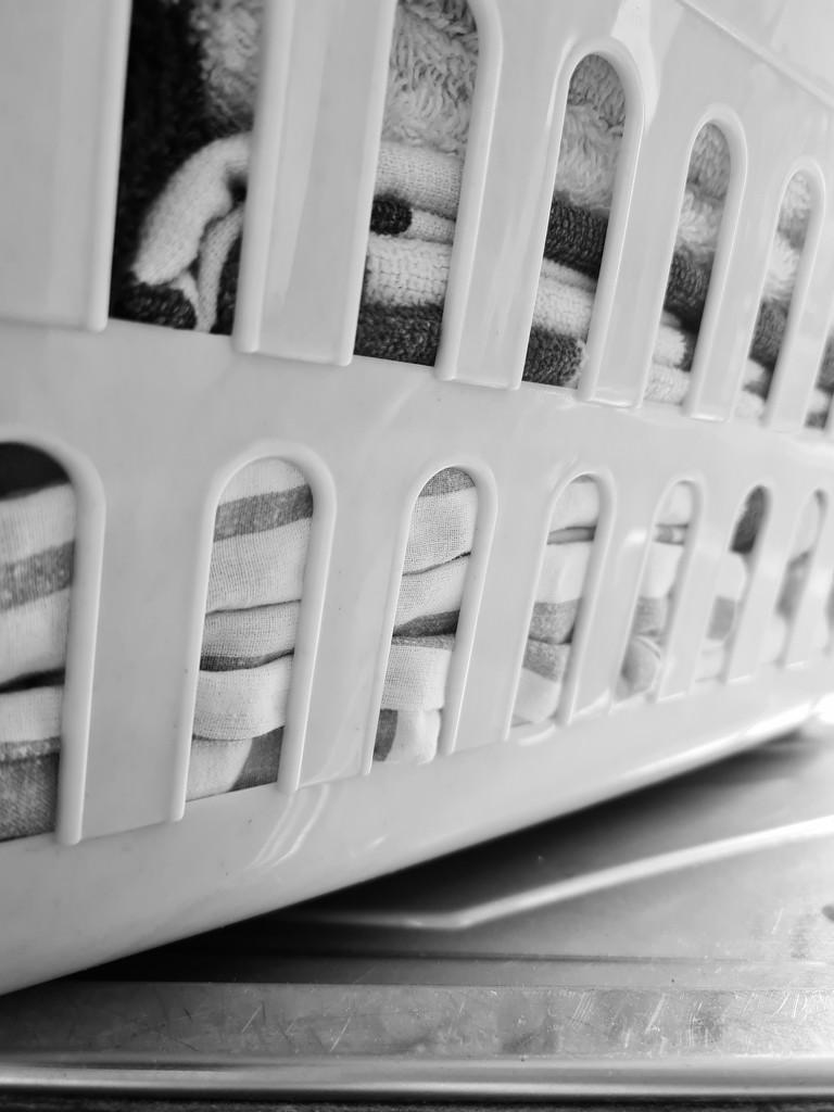 Laundry Basket by serendypyty