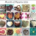 Month of Hearts Calendar by sunnygirl