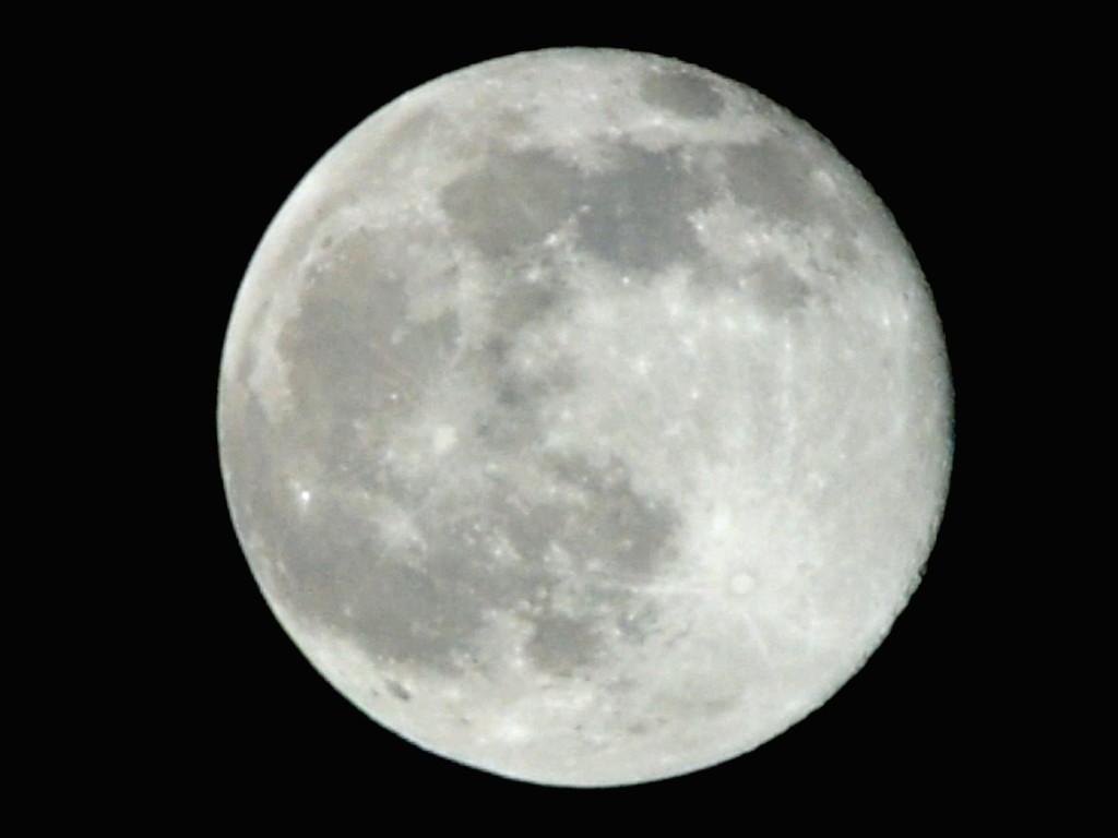 Full Moon by bulldog