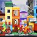 Lego Goes Street.