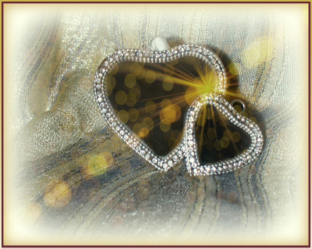 Two Hearts Beating As One  by wendyfrost