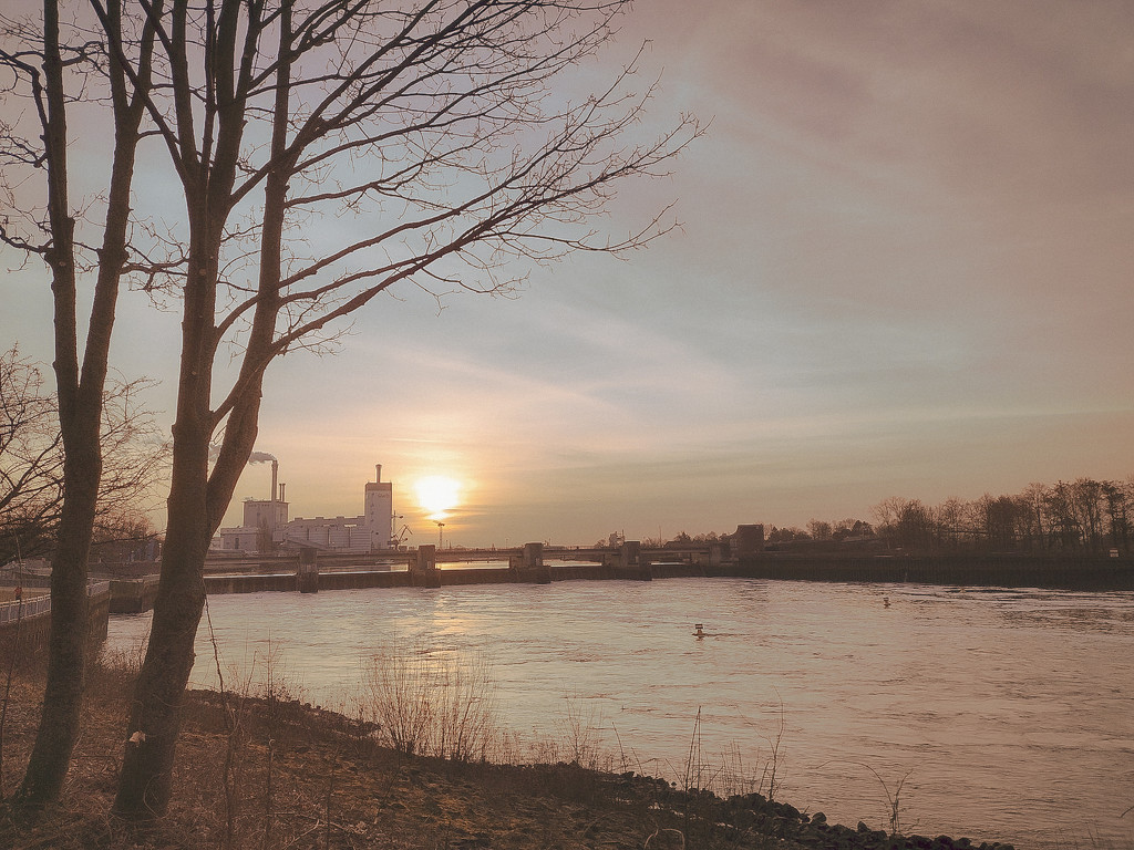 River by toinette