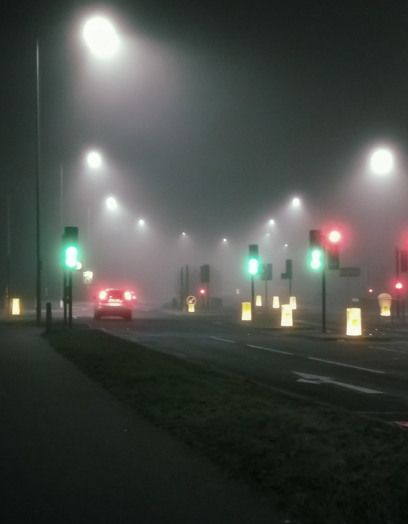 Fog lights by ilovelenses
