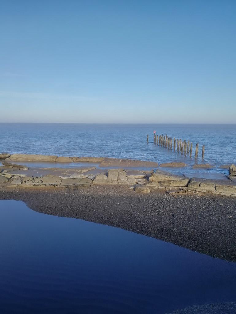 A walk along the beach by ilovelenses