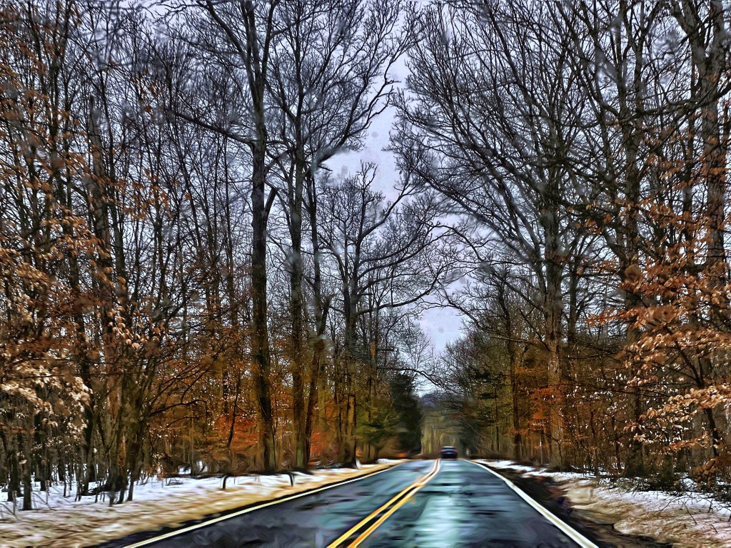A Winter Drive by njmom3