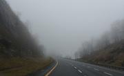 27th Feb 2021 - Foggy mountain