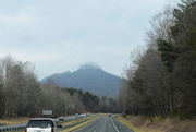 27th Feb 2021 - Pilot Mountain, of Andy Griffith Mt. Pilot fame