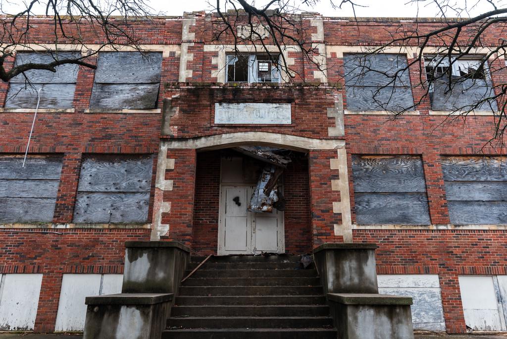 On Location - Cullen Grimes Elementary School by johnnychops