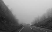 27th Feb 2021 - B&W Fog