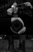 28th Feb 2021 - Triptych of me