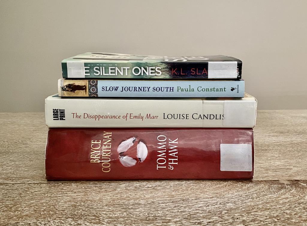 Books I read in February by kjarn