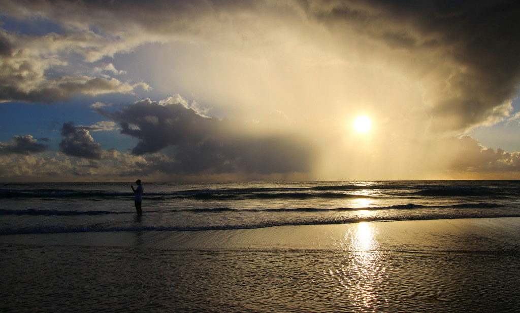 Look Behind You - There's a Sun Shower by terryliv