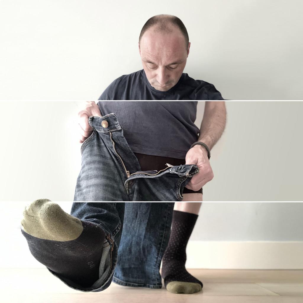 Feet first by mastermek
