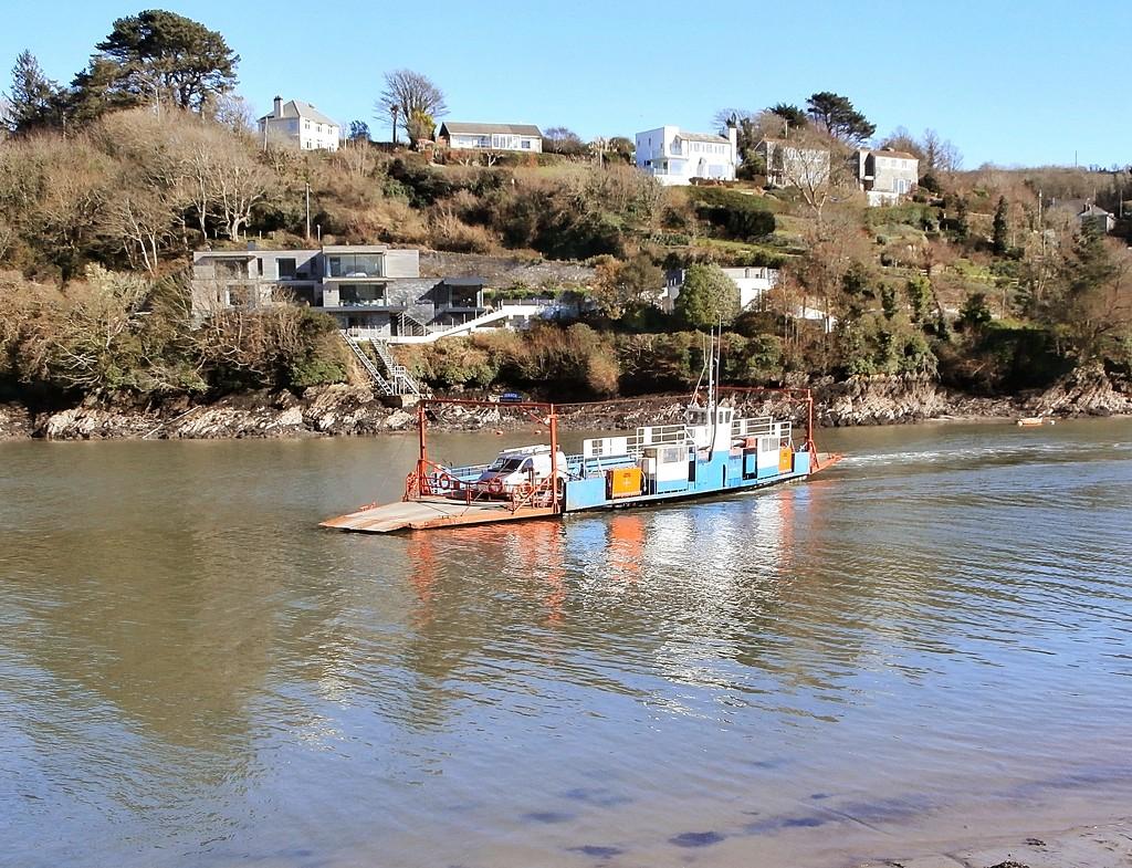 The Boddenick Ferry by cutekitty