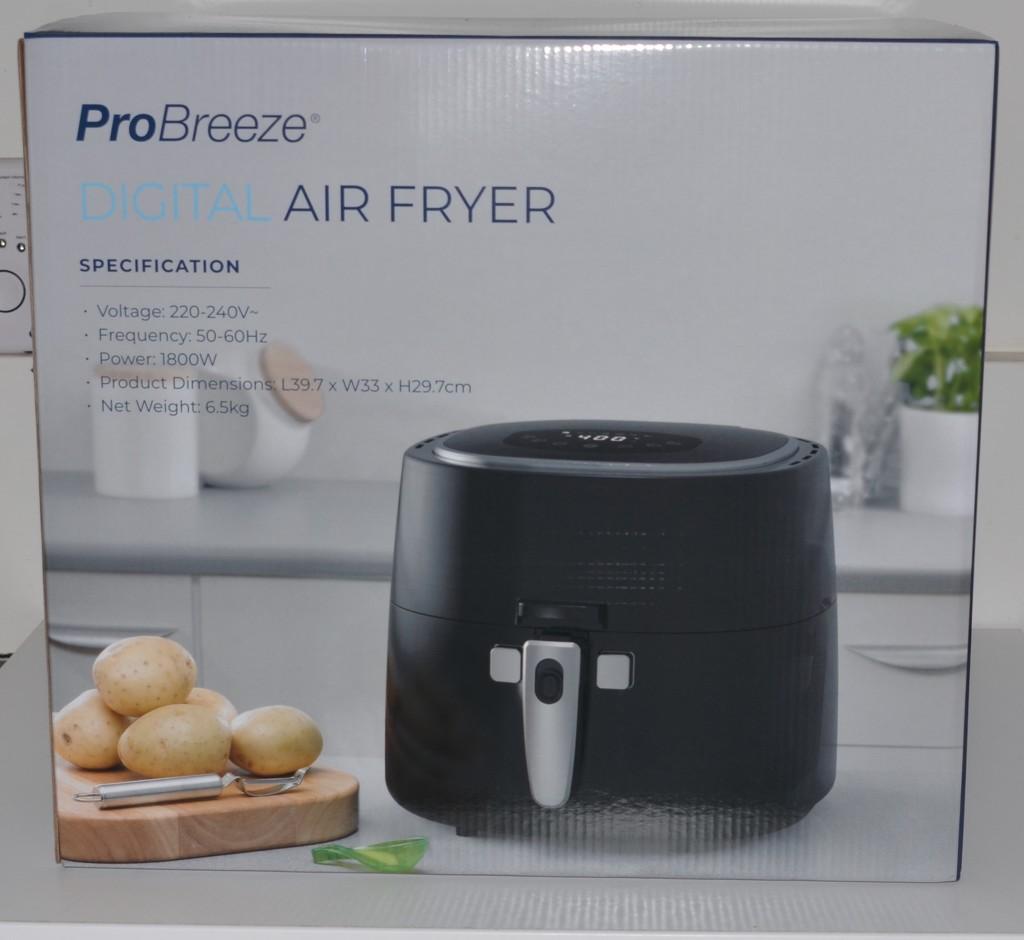Air Fryer by arkensiel