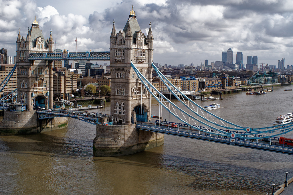0301 - Tower Bridge (from City Hall) by bob65