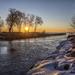 Marie Curtis Winter Sunrise