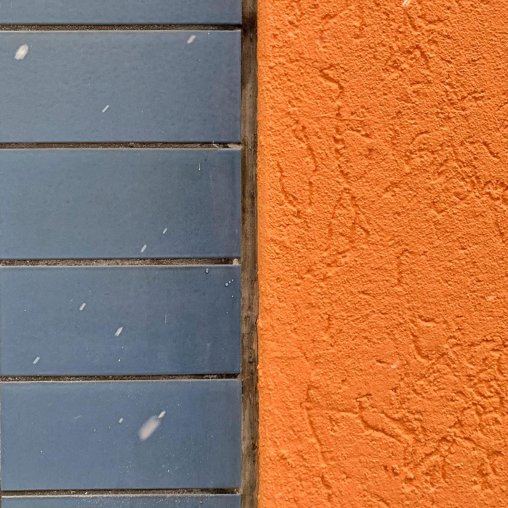 Half shutter / half wall.  by cocobella