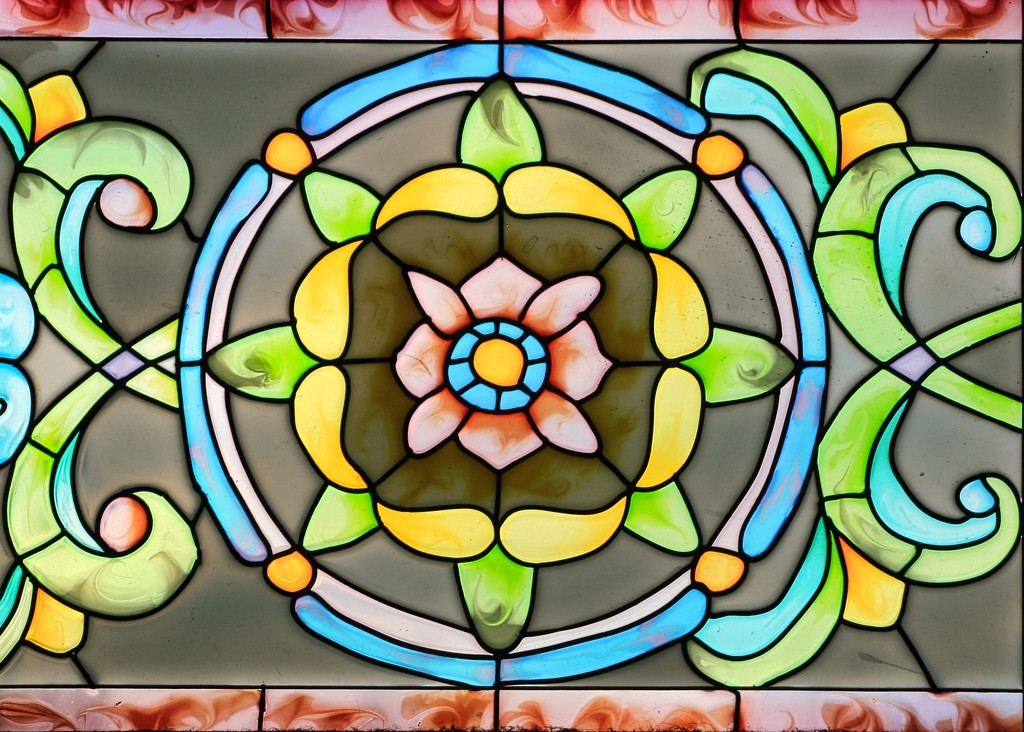 Stained Glass by rwaterhouse