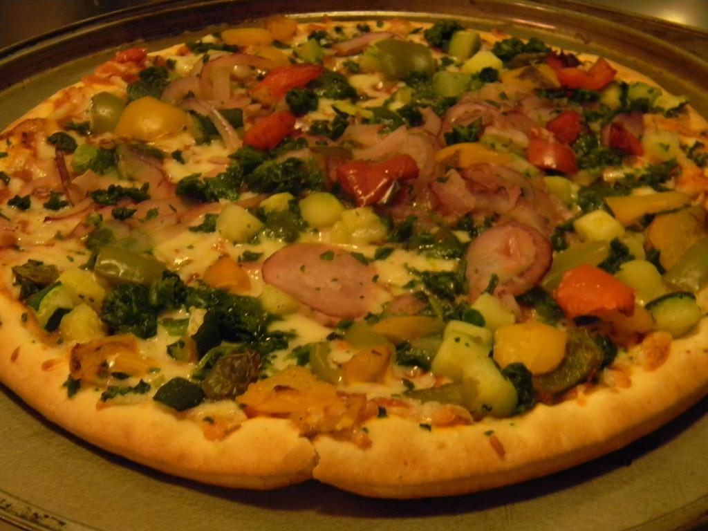 Veggie Pizza by sfeldphotos