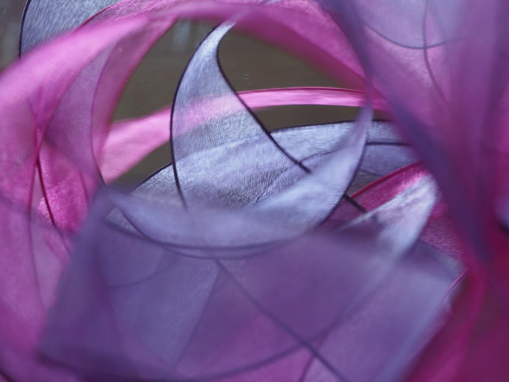 Pink/Violet Ribbons by katford