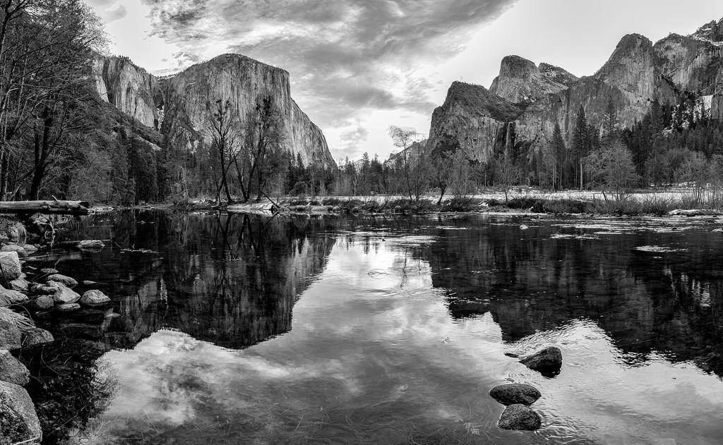 Yosemite Reflections by exposure4u