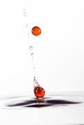 2nd Mar 2021 - Orange droplets